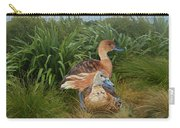 Fulvous Whistling Ducks  Carry-all Pouch