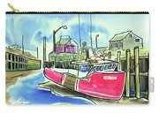 Fundy Tide Hall's Harbour Carry-all Pouch