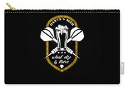 Funny Dart Player Darts And Beer Lovers Carry-all Pouch