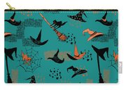 Funny Witch Hats Art Carry-all Pouch