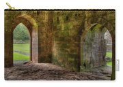 Furness Abbey Arches Carry-all Pouch by Dennis Dame