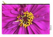 Fuschia Bloom Carry-all Pouch