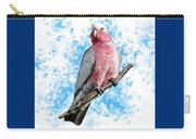 G Is For Galah Carry-all Pouch