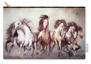 Galloping Horses Magnificent Seven Carry-all Pouch