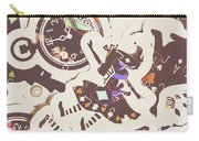 Games And Fairytales Carry-all Pouch