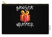 Gangsta Wrapper Funny Christmas Xmas Gift  Carry-all Pouch