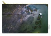 Gap In The Sky Sullivan's Island Carry-all Pouch by Donnie Whitaker