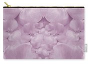 Garden Of Big Paradise Flowers Ornate Carry-all Pouch