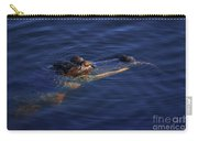 Gator And Snake Carry-all Pouch by Tom Claud