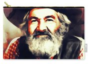 George Gabby Hayes, Vintage Actor Carry-all Pouch