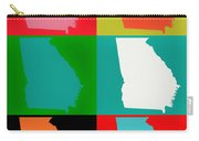 Georgia Pop Art Carry-all Pouch