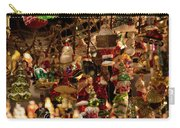 German Christmas Ornaments Carry-all Pouch