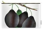 German Prunes Fruit Vintage Art Carry-all Pouch