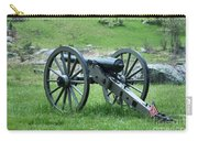 Gettysburg Cannon Carry-all Pouch