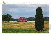 Red Barn On Sherfy Farm Gettysburg Carry-all Pouch