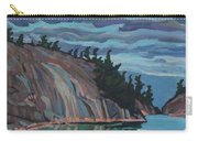 Gitchi-gami Cove Cliff Carry-all Pouch
