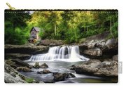Glade Creek Grist Mill Waterfall Carry-all Pouch