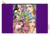 Glamorous India Carry-all Pouch