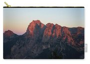 Glowing Mountains Carry-all Pouch