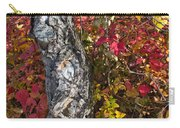 Gnarled Tree Trunk - Dezadeash Lake - Yukon Territory  Carry-all Pouch