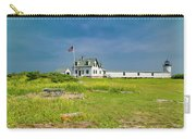 Goat Island Lighthouse Vibrant Day Landscape  Carry-all Pouch