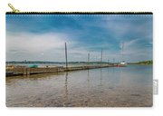 Goat Island Shore Gorgeous Happy Day Carry-all Pouch