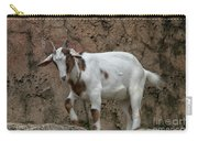 Goat Print 9245 Carry-all Pouch
