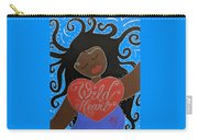 Goddess Of Wild Hearts Carry-all Pouch