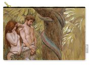 Gods Curse, Adam And Eve Carry-all Pouch