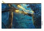 Godzilla II Rei Dos Monstros Carry-all Pouch