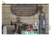 Gogarty And Joyce Statues One Carry-all Pouch