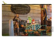 Gogarty And Joyce Statues Two Carry-all Pouch
