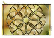 Gold Design 24 Carry-all Pouch
