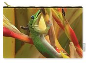 Gold Dust Gecko  Carry-all Pouch