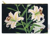 Golden-banded Lily - Digital Remastered Edition Carry-all Pouch