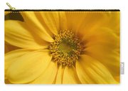 Golden Daisy Carry-all Pouch