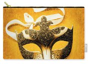 Golden Gala Carry-all Pouch