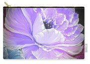 Gorgeous Rose In Purple  Carry-all Pouch