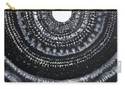 Gothic Waves Original Painting Carry-all Pouch