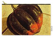 Gourd On Tile Carry-all Pouch