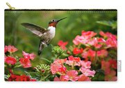 Graceful Garden Jewel Carry-all Pouch