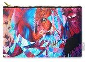 Graffiti Mural Design Carry-all Pouch