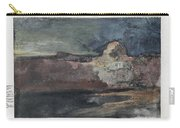 Grand Canyon In Stormy Weather, Arizona - Digital Remastered Edition Carry-all Pouch