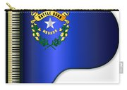Grand Piano Nevada Flag Carry-all Pouch