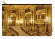 Grand Staircase Palais Garnier Carry-all Pouch by Brian Jannsen