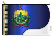 Grand Vermont Flag Carry-all Pouch