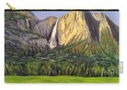 Grandeur And Extinction Carry-all Pouch by Kevin Daly