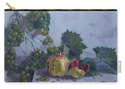 Grapes And Pomegranates Carry-all Pouch
