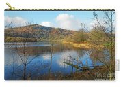 Grasmere In Late Autumn In Lake District National Park Cumbria Carry-all Pouch