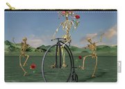 Grateful Dancing Cheer Skeletons Carry-all Pouch